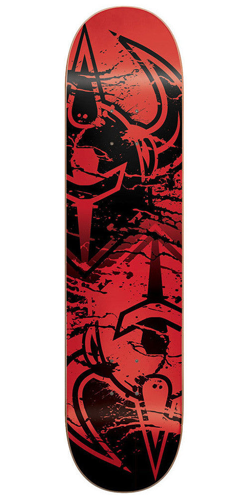 DarkStar Drench SL - Red - 8.5 - Skateboard Deck