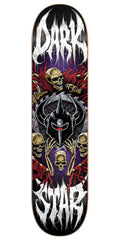 DarkStar Crusade SL - Red/Purple - 8.25 - Skateboard Deck