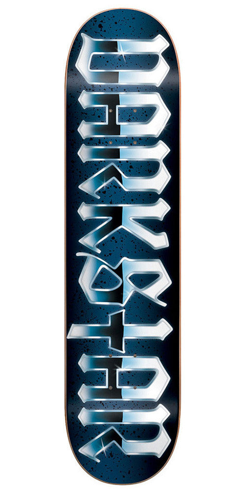 Darkstar Chrome SL - Blue - 8.25in - Skateboard Deck