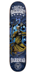 DarkStar Dave Bachinsky Combat SL - Blue - 7.75in - Skateboard Deck