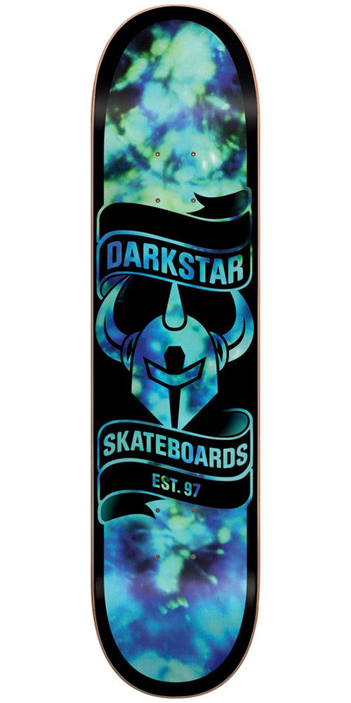 DarkStar Scroll SL - Blue - 7.75in - Skateboard Deck