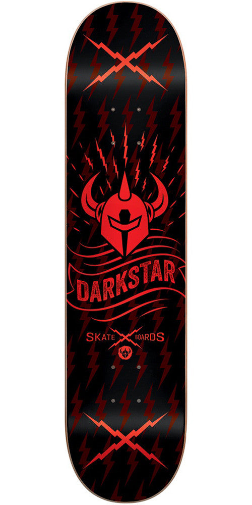 DarkStar Axis SL - Red - 8.125in - Skateboard Deck