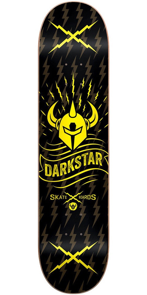 DarkStar Axis SL - Yellow - 8.0in - Skateboard Deck