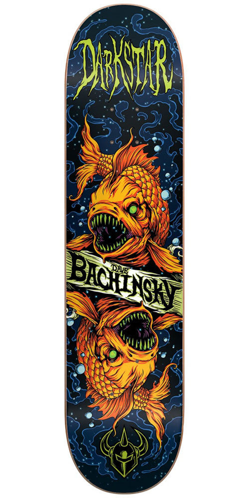 DarkStar Dave Bachinsky Zodiak R7 - Multi - 7.75in - Skateboard Deck