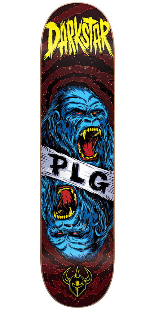 DarkStar Pierre Luc Gagnon Zodiak R7 - Multi - 8.375in - Skateboard Deck