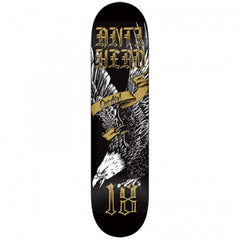 Anti-Hero Cardiel Swoop - Black - 8.18 - Skateboard Deck