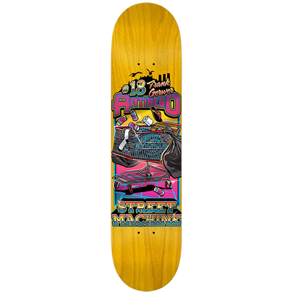 Anti-Hero Gerwer Racing Day - Assorted - 8.02 x 31.75 - Skateboard Deck