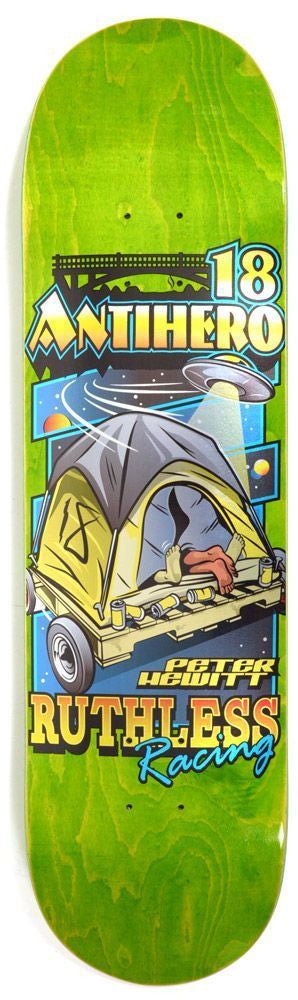 Anti-Hero Hewitt Racing Day - Assorted - 8.4 x 32.65 - Skateboard Deck
