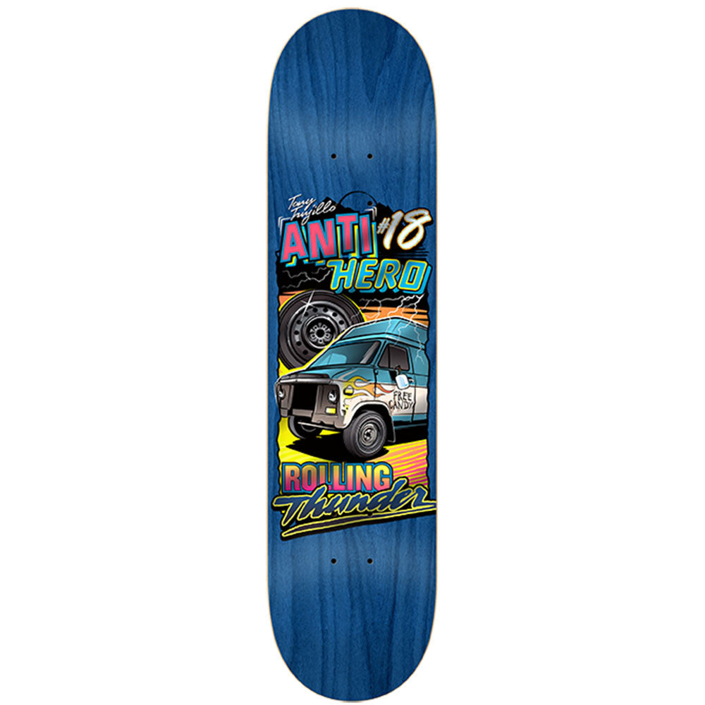 Anti-Hero Trujillo Racing Day - Assorted - 8.75 x 32.75 - Skateboard Deck