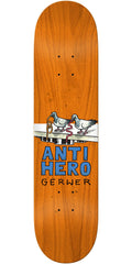 Anti-Hero Frank Gerwer Wonderful Life - Brown - 8.06in x 31.8in - Skateboard Deck