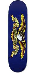 Anti-Hero Classic Eagle - Blue - 8.5in x 32.18in - Skateboard Deck