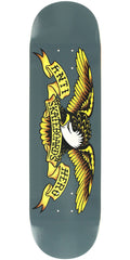 Anti-Hero Classic Eagle - Grey - 8.62in x 32.56in - Skateboard Deck