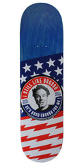Anti-Hero Jeff Grosso For The Win 16 LG - Multi - 8.5in x 32.5in - Skateboard Deck