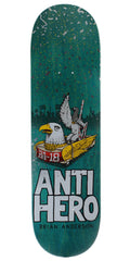 Anti-Hero BA First - Assorted - 8.62in x 32in - Skateboard Deck