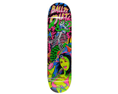 Real Aultz Psycho Awesome 2 - Multi - 8.25 - Skateboard Deck
