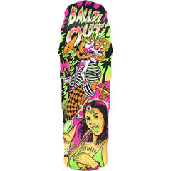 Real Aultz Psycho Awesome 2 Wicked - Multi - 9.9 - Skateboard Deck