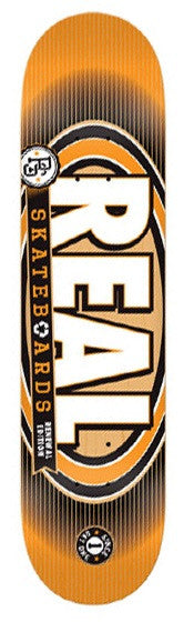 Real Renewal 4 PP Mini - Orange - 7.25 - Skateboard Deck