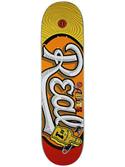 Real Aultz #1 Oval - Yellow - 8.25 - Skateboard Deck