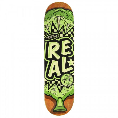 Real Whoopie Cushion Medium - Green - 8.25 - Skateboard Deck