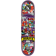 Real Aultz Overdose LowPro 2 - Multi - 8.125 x 32.0 - Skateboard Deck