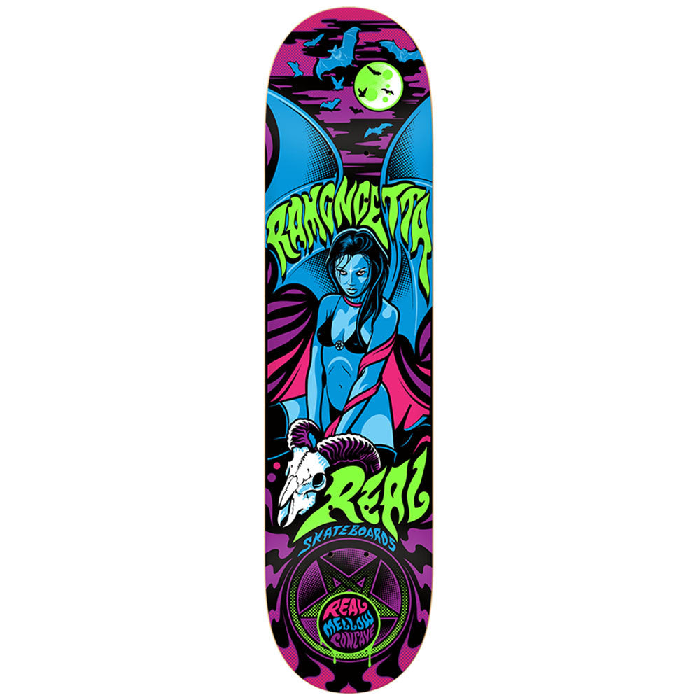 Real Ramondetta Mellow Flashback - Multi - 8.25 x 32.0 - Skateboard Deck