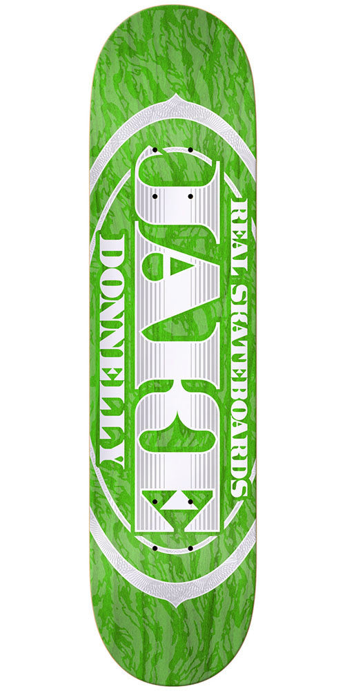 Real Jake Donnelly Premium Oval - Assorted - 8.02in x 31.97in - Skateboard Deck