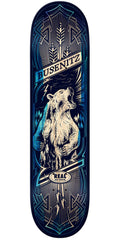Real Busenitz Fight or Flight - Multi - 8.06in x 32in - Skateboard Deck