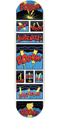 Real Busenitz Boom - Multi - 8.25in x 32in - Skateboard Deck