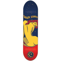 Foundation Servold Color Of Women - Red/Yellow/Blue - 8.5 - Skateboard Deck