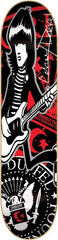 Foundation Duffel Gimme Gimme - Red/Black/White - 8.25 - Skateboard Deck