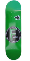 Foundation Bird PP - Green - 8.5 - Skateboard Deck