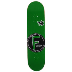 Foundation Bird PP - Green - 7.75 - Skateboard Deck