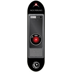 Foundation Merlino Space Odyssey - Black - 8.25in - Skateboard Deck