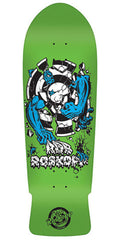 Santa Cruz Rob Target 3 Reissue - Green Fluoerescent - 10.25in x 30.03in - Skateboard Deck