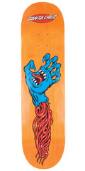 Santa Cruz Phillips Hand Hard Rock Maple - Orange - 8.375in x 32.0in - Skateboard Deck