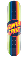 Santa Cruz Jorongo Dot - Multi - 8.0in x 31.6in - Skateboard Deck