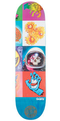Santa Cruz Ron English POPaganda Two - Multi - 8.25in x 31.8in - Skateboard Deck