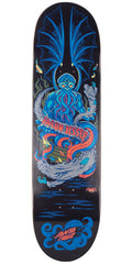 Santa Cruz Jessee Cthulhu - Black - 8.5in x 32.2in - Skateboard Deck