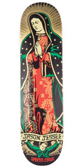 Santa Cruz Jessee Guadalupe Full - Multi - 8.25in x 31.8in - Skateboard Deck