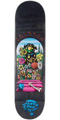 Santa Cruz Dressen Pup - Black - 8.125in x 31.7in - Skateboard Deck