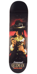 Santa Cruz Guzman Pistola - Black - 8.2in x 31.69in - Skateboard Deck