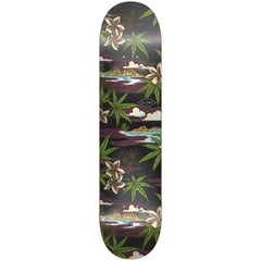 Globe Full On - Black/Pakalolo - 8.25in - Skateboard Deck
