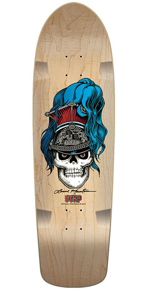 Flip Mountain Brigadier - Natural - 9.5 x 32.75in - Skateboard Deck