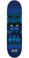 Flip Lopez Mercenaries Series Pro - Blue - 32.31in x 8.25in - Skateboard Deck