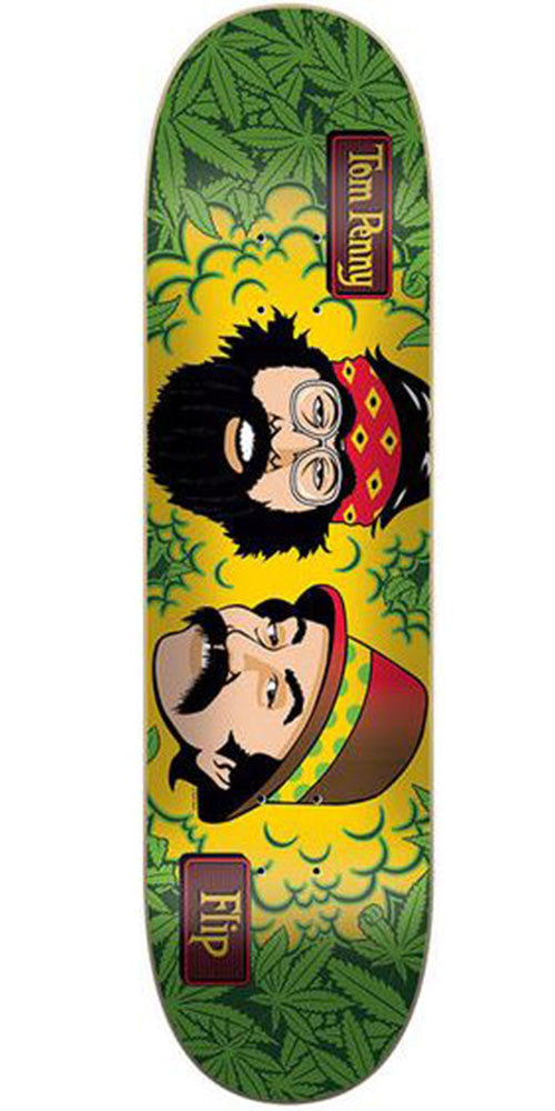 Flip Penny Mary Jane Pro - Multi - 31.5in x 8.0in - Skateboard Deck