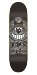 Flip Lopez Gallery Series Pro - Black - 32.31in x 8.25in - Skateboard Deck