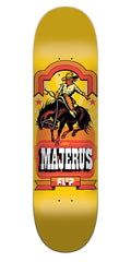 Flip Majerus Gallery Series Pro - Yellow - 32.31in x 8.25in - Skateboard Deck