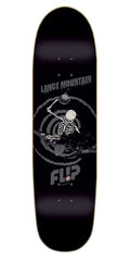 Flip Mountain Bomber Black Pro - Black - 32.14in x 8.75in - Skateboard Deck