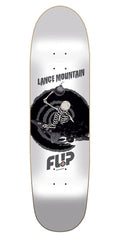 Flip Mountain Bomber White Pro - White - 32.14in x 8.75in - Skateboard Deck