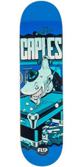 Flip Caples Comix Pro - Blue - 32.31in x 8.25in - Skateboard Deck